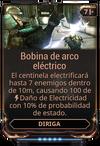Bobina de arco eléctrico