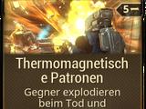 Thermomagnetische Patronen
