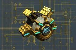 Plano llave dragón lisiadora - reducción de velocidad de movimiento