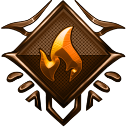 Огонь вики
