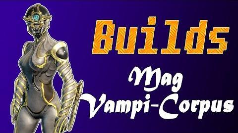 -FR- Gentle Tenno - Build Mag et Boss de Mars