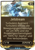 Mod Augment Jetstream2