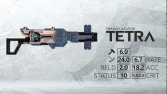 Tenno Reinforcements - Tetra