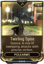 TwirlingSpireMod