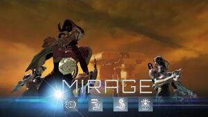 Warframe Mirage