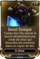 Boost Sonique