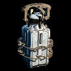 Contenedor de almacenamiento Orokin reforzado