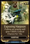 Exposing Harpoon