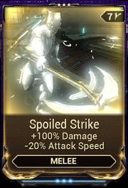 SpoiledStrikeMod