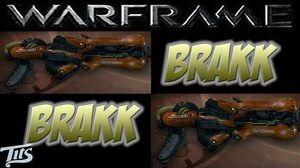 Warframe 10 ♠ Brakk Grineer Hand Cannon