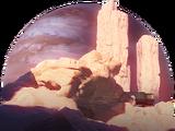 Ледяная планета Корпуса