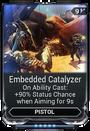 EmbeddedCatalyzerMod