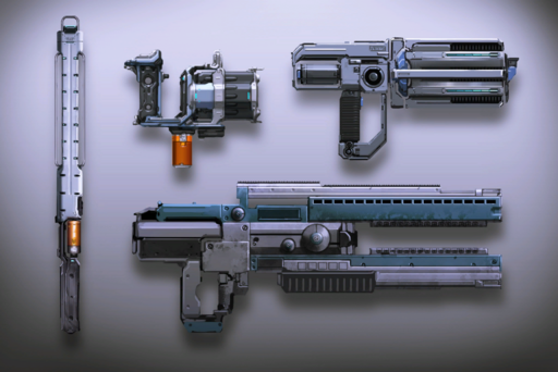 FRAGMENT 15 CORPUS WEAPONS