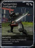 ModSerpenteoRompedor