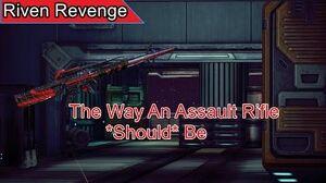 Riven Revenge Karak Wraith ( 227% damage)