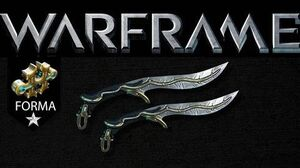 Warframe Fang Prime