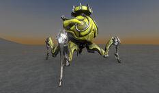 ArachnidYellow