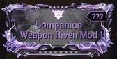 CompanionRivenMod
