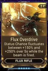 Flux Overdrive