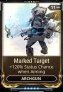 Marked Target