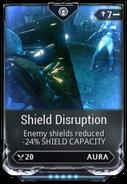 Shield Disruption
