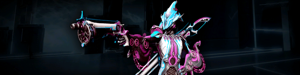 Feel The Rhythm With The Octavia Warframe Cadenza Helmet Tenora Rifle And Pandero Pistol Includes  Day Affinity And Credit Boosters