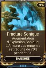 Fracture Sonique