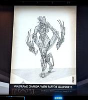Garuda Concept Art