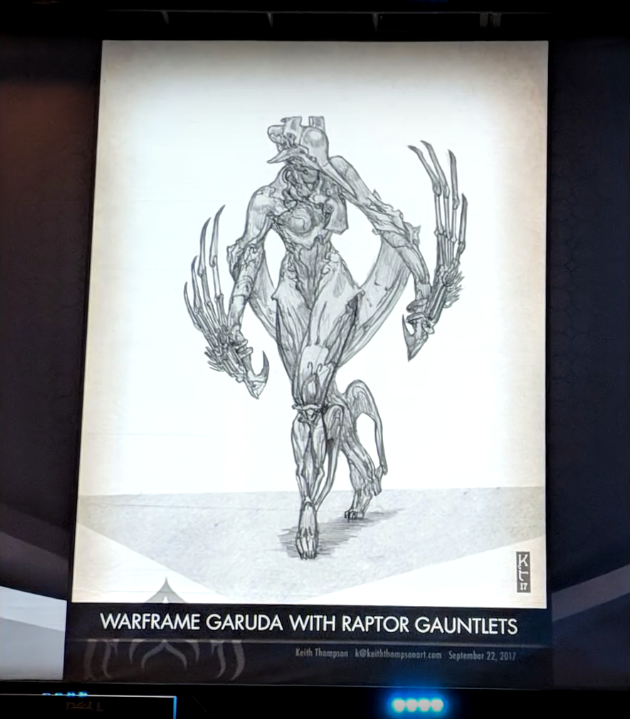 Image result for warframe garuda