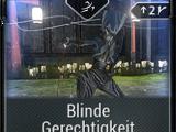 Blinde Gerechtigkeit