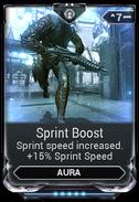 Sprint Boost