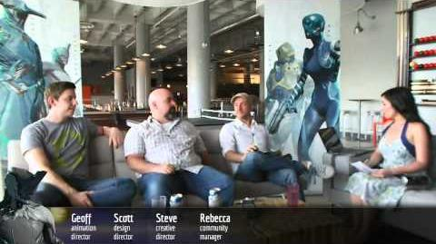 Warframe Devstream 5 - Update 8 talk + Q&A