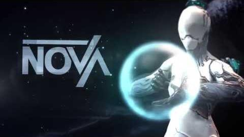 Warframe Profile - Nova