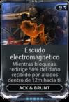 Escudo electromagnético