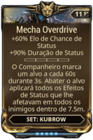 Mecha Overdrive