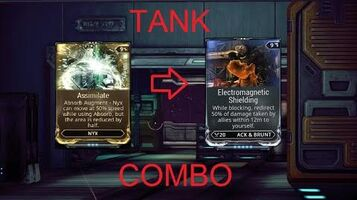 Nyx Assimilate Electromagnetic Shielding Combo