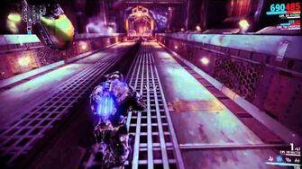 Warframe - Saviour of Sedna Trophy -PS4 Gameplay HD-