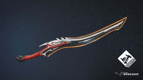 TennoGen Round8 Weapons