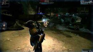 Warframe Mercury Boss Fight Captain Vor Solo