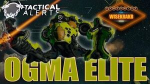 Warframe Operations - OGMA ELITE Tactical Alert - Update 15.16