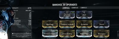 Bansheeconfiga
