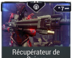 Récupérateur de Sniper