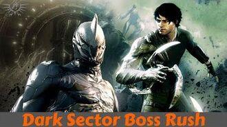 Warframe Boss Rush Dark Sector Style