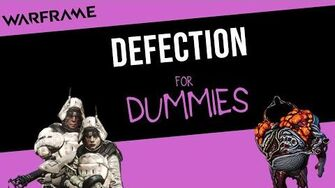 Warframe How to Complete Defection! Warframe Beginner's Guide!-0