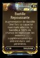 Bastille repoussante