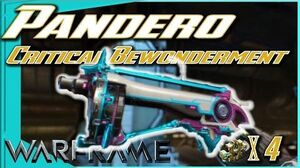 warframe how to get pandero