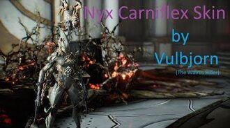 Tennogen Spotlight Nyx Carniflex by Vulbjorn