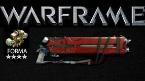 Warframe Ogris - 4 Forma