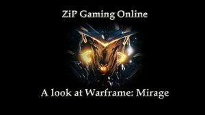 A look at Warframe Mirage