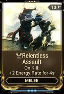 Relentless Assault